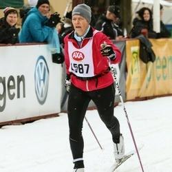 Skiing 45 km - Gunilla Smedberg (1587)