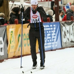 Skiing 45 km - Joel Viklund (1184)