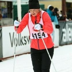 Skiing 45 km - Johanna Lundberg (4194)