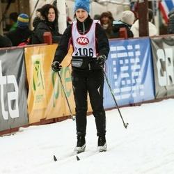 Skiing 45 km - Maria Westerlind (2106)