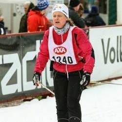 Skiing 45 km - Anna-Karin Lundahl (1240)