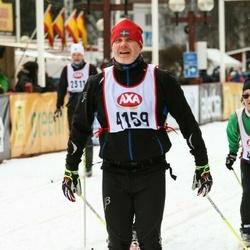 Skiing 45 km - Michael Carlén (4159)