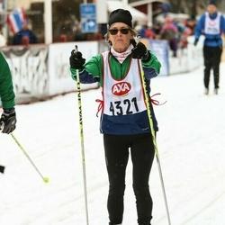 Skiing 45 km - Christina Schultz (4321)