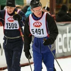 Skiing 45 km - Peter Howe (5491)