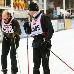 Skiing 45 km - Bo Holger Andre (2305)