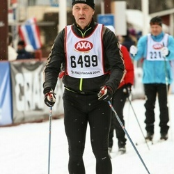 Skiing 45 km - Ingvar Andersson (6499)