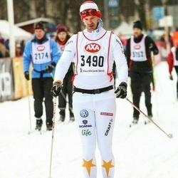 Skiing 45 km - Thomas Schnabel (3490)