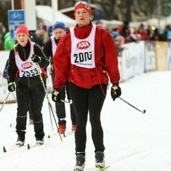 Skiing 45 km - Sven-Erik Lundback (2000)