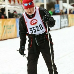 Skiing 45 km - Claes Gustavsson (3326)