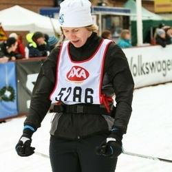 Skiing 45 km - Anna Enebjörk (5286)