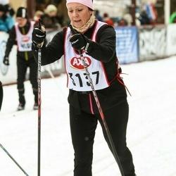 Skiing 45 km - Petra Norén Dahl (3137)