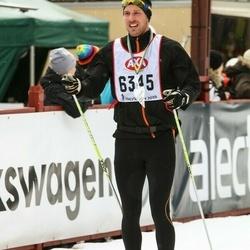 Skiing 45 km - Martin Karlsson (6345)