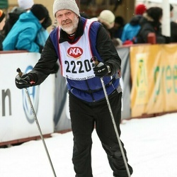 Skiing 45 km - Rolf Wuopio (2220)