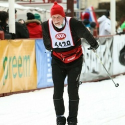 Skiing 45 km - Mauri Kulovuori (4428)
