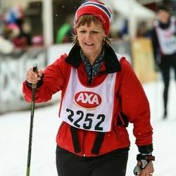 Skiing 45 km - Sissel Rognsaa (2252)