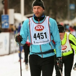 Skiing 45 km - Stefan Andersson (4451)