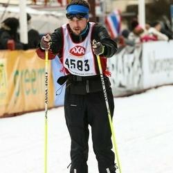 Skiing 45 km - Andreas Lindahl (4583)