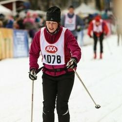 Skiing 45 km - Pernilla Larsson (4078)