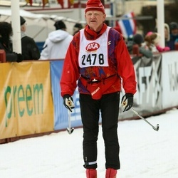 Skiing 45 km - Bo Andersson (2478)