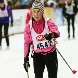 Skiing 45 km - Anna-Karin Persson (4542)