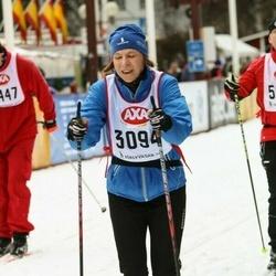 Skiing 45 km - Anette Johansson (3094)