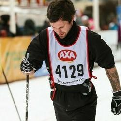 Skiing 45 km - Andreas Bondbär (4129)