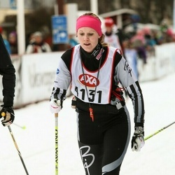 Skiing 45 km - Lina Andersson (4131)