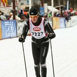Skiing 45 km - Karl-Erik Annelund (7227)