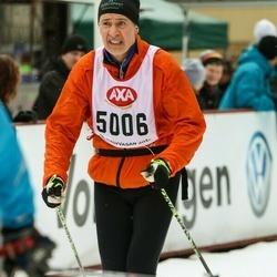 Skiing 45 km - Mikael Jönsson (5006)
