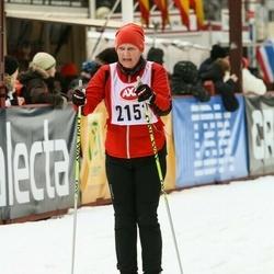Skiing 45 km - Mariann Wall (2151)