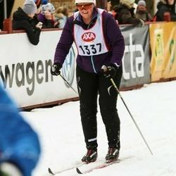 Skiing 45 km - Dorte Holmenlund (1337)