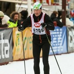 Skiing 45 km - Henrik Wallén (5288)