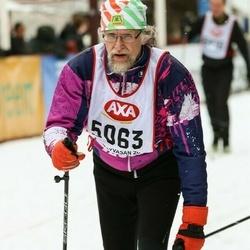 Skiing 45 km - John-Eric Byström (5063)