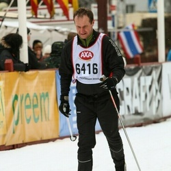Skiing 45 km - Petri Langenoja (6416)
