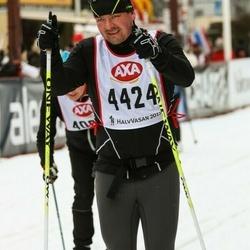 Skiing 45 km - Niclas Almendal (4424)