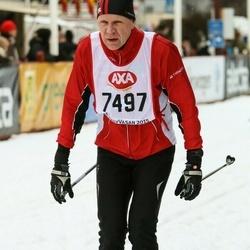 Skiing 45 km - Arto Kuusinen (7497)