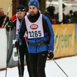 Skiing 45 km - Anders Overgaard (2265)