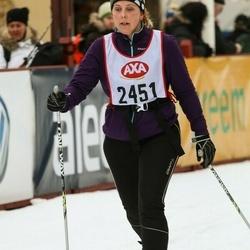 Skiing 45 km - Marie Wahlman (2451)
