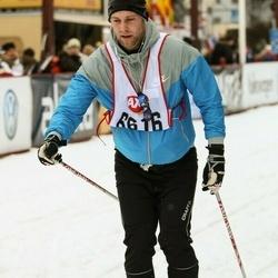 Skiing 45 km - Carl Lindgren (6616)
