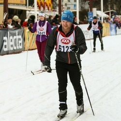 Skiing 45 km - Jimmy Börjesson (6123)