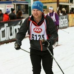 Skiing 45 km - Jimmy Börjesson (6123)