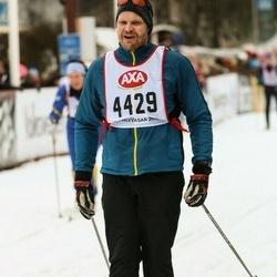 Skiing 45 km - Mattias Forsberg (4429)