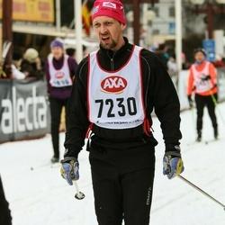 Skiing 45 km - Kjell Andersson (7230)