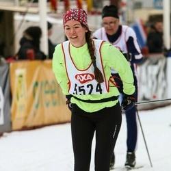 Skiing 45 km - Linn Rönnols (5524)