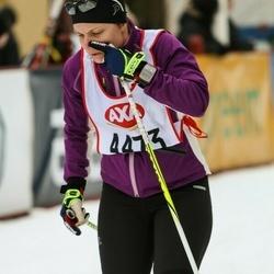 Skiing 45 km - Tina Sjöberg (4473)