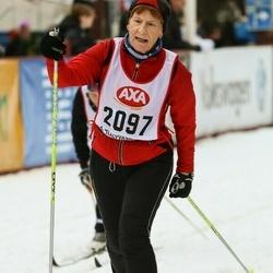 Skiing 45 km - Britt Eriksson (2097)