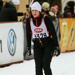 Skiing 45 km - Linnéa Höök (3328)