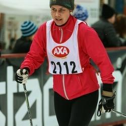 Skiing 45 km - Frida Freij (2112)