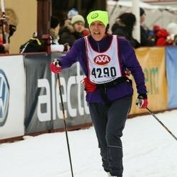 Skiing 45 km - Kerstin Wahlund Hansson (4290)