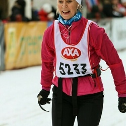 Skiing 45 km - Siv Hemlin (5233)